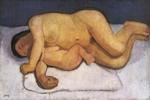 By Paula Modersohn Becker